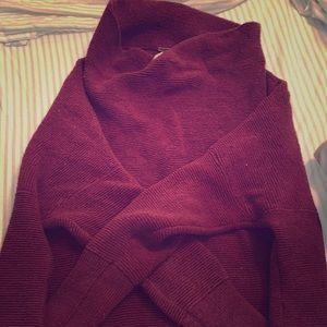 free people slouchy ottoman sweater